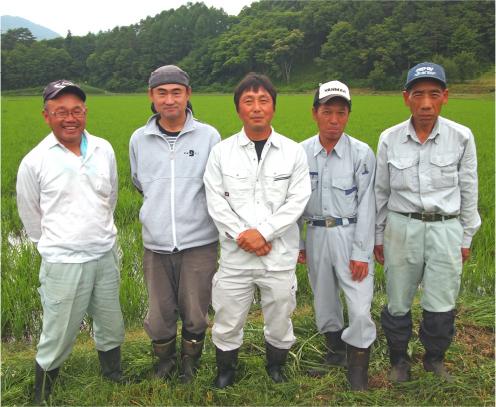 会津高原たていわ農産 有限会社  「タカネミノリ」栽培(南会津町 舘岩地域)